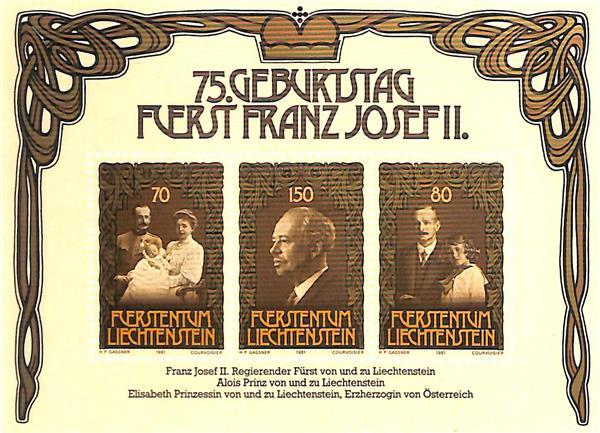1981 Liechtenstein