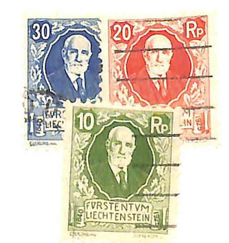 1925 Liechtenstein