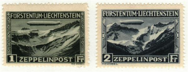 1931 Liechtenstein