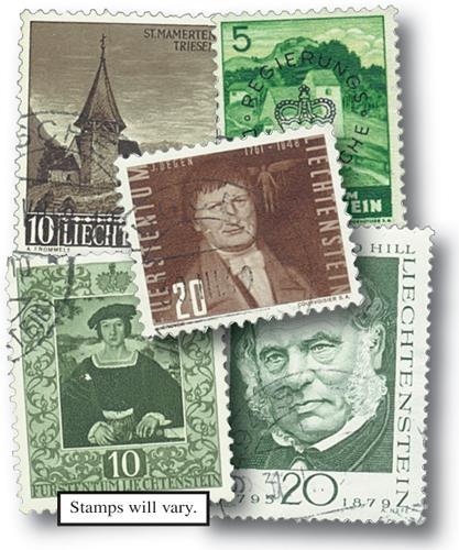 Liechtenstein, 500v