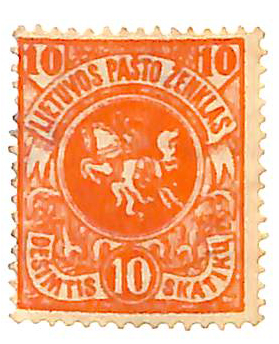 1919 Lithuania