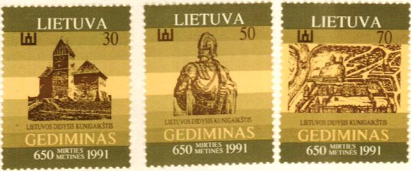 1991 Lithuania