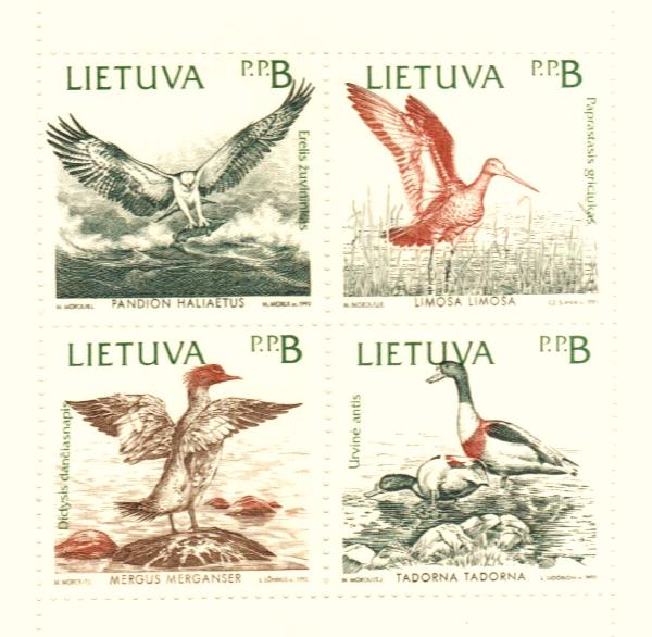 1992 Lithuania