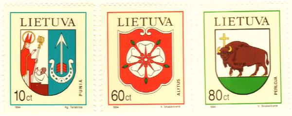 1994 Lithuania