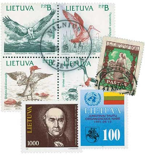 Lithuania, 50v