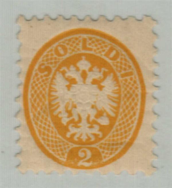 1865 Lombardy-Venetia