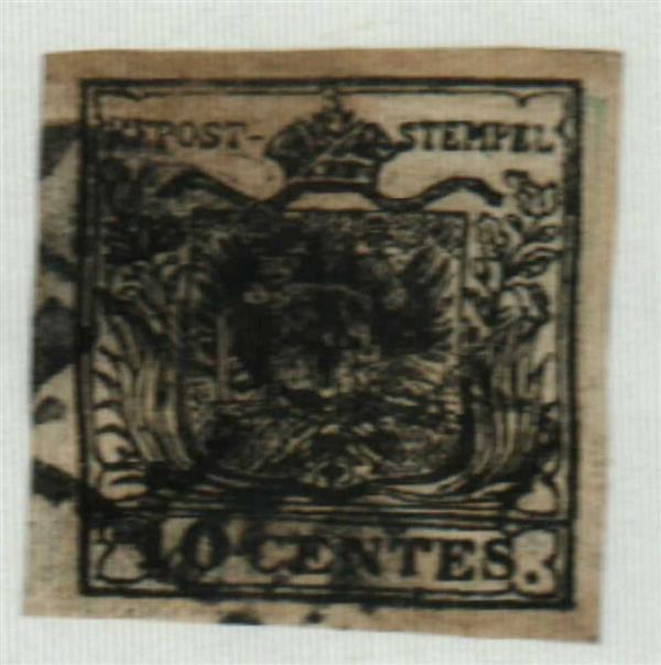 1850 Lombardy-Venetia