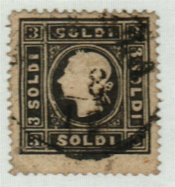 1858 Lombardy-Venetia