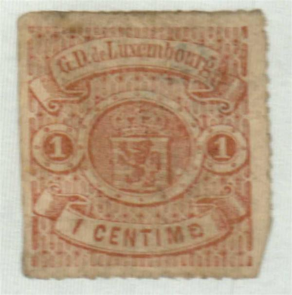 1865 Luxembourg