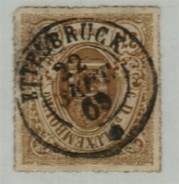 1866 Luxembourg