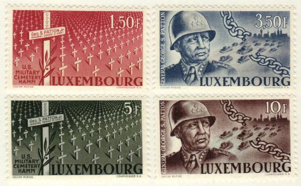 1947 Luxembourg