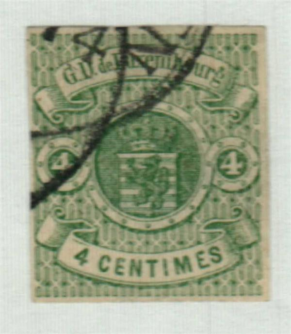 1874 Luxembourg