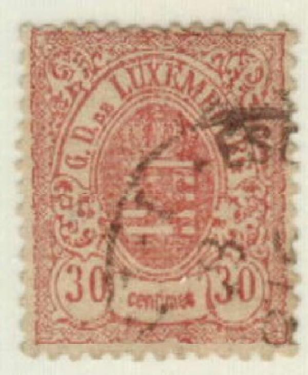 1878 Luxembourg