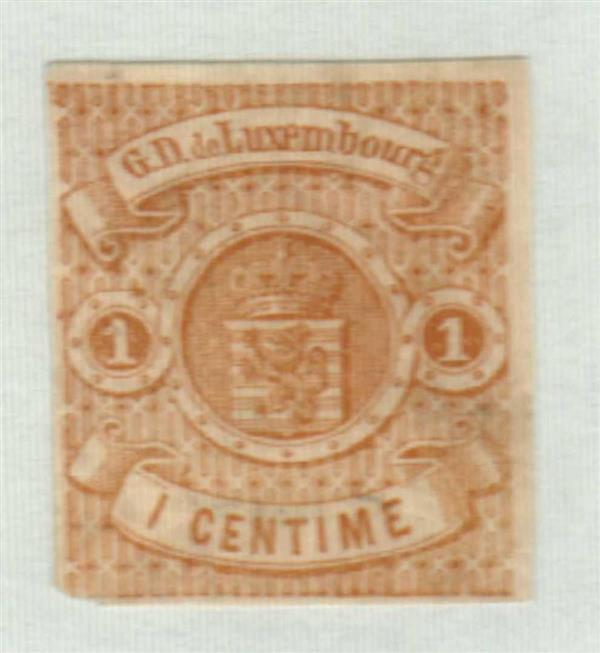 1863 Luxembourg