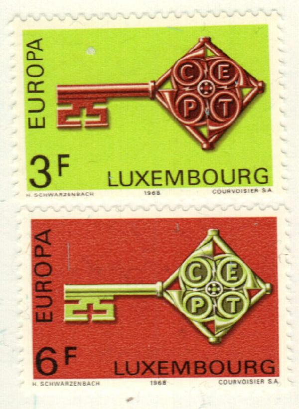 1968 Luxembourg