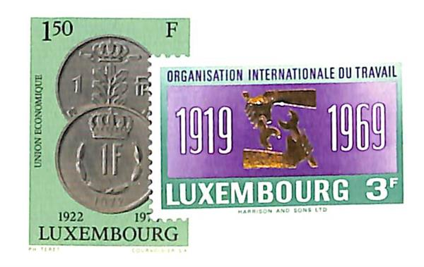 1969-72 Luxembourg