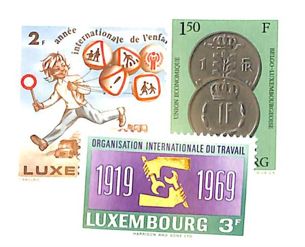 1969-79 Luxembourg
