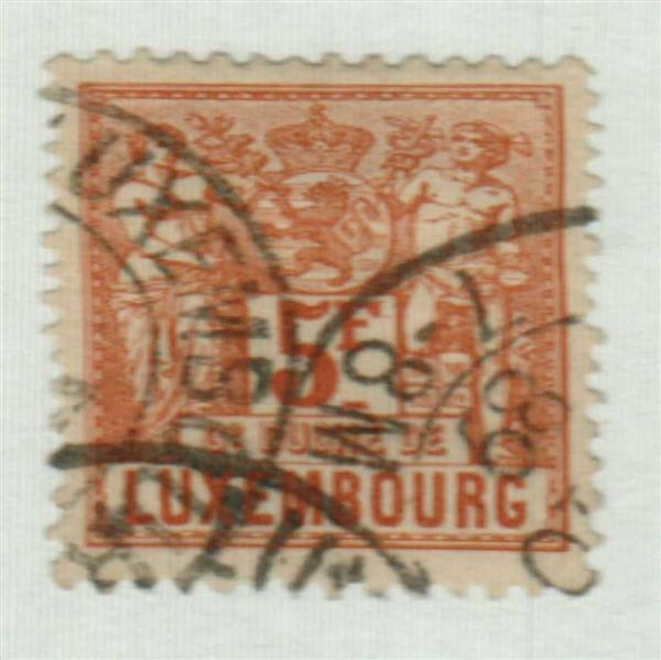 1882 Luxembourg