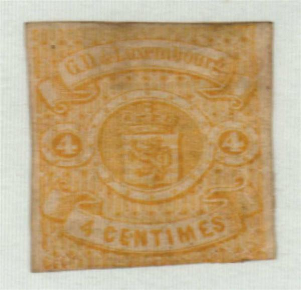 1864 Luxembourg