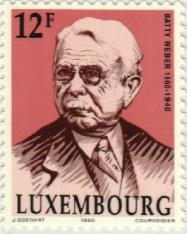1990 Luxembourg