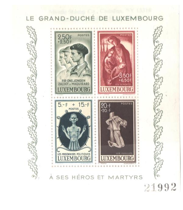 1946 Luxembourg