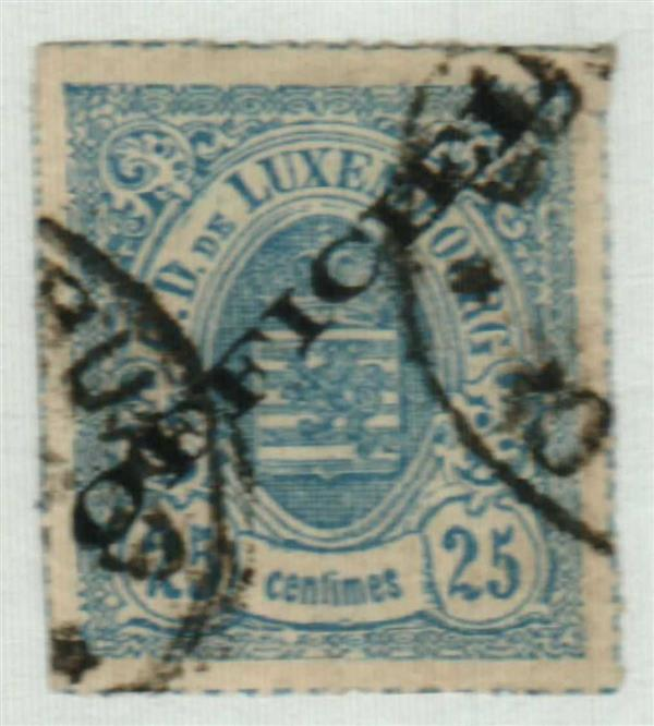 1875 Luxembourg