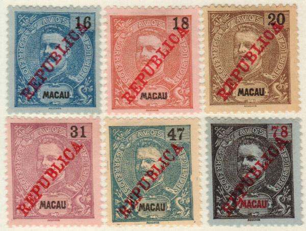 1911 Macao