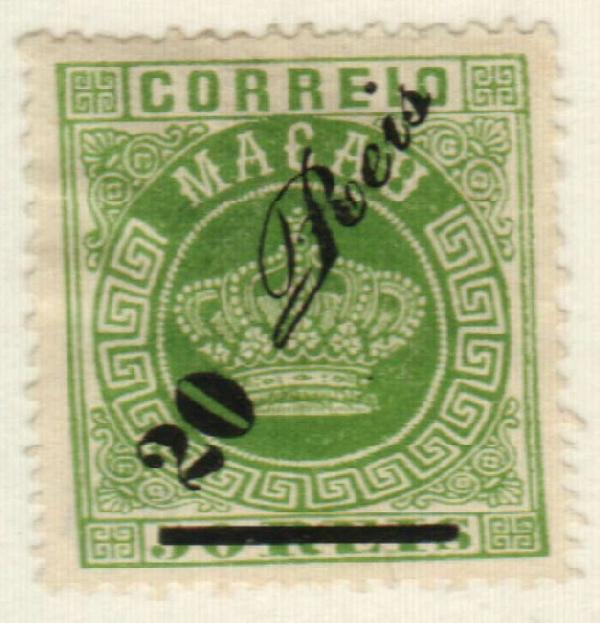 1885 Macao
