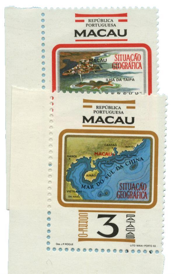 1982 Macao