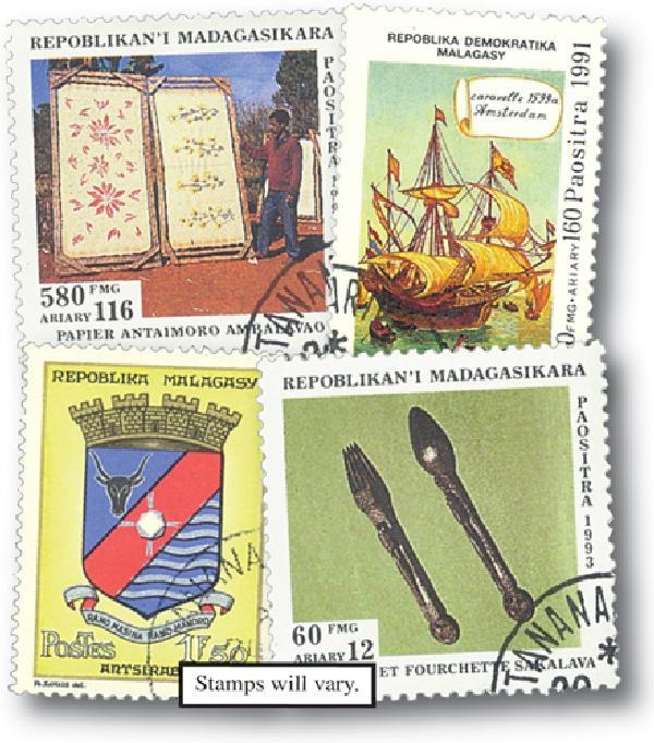 Madagascar, 25v
