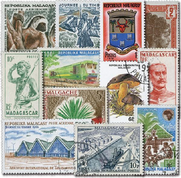 Madagascar (Malagasy Republic), 200v