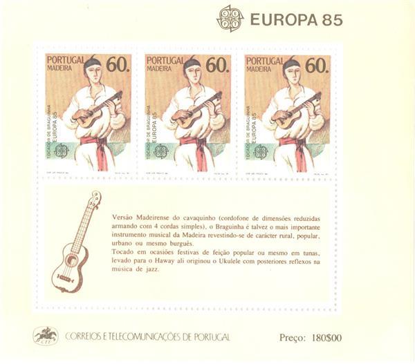 1985 Madeira