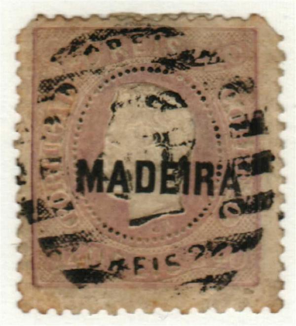 1870 Madeira
