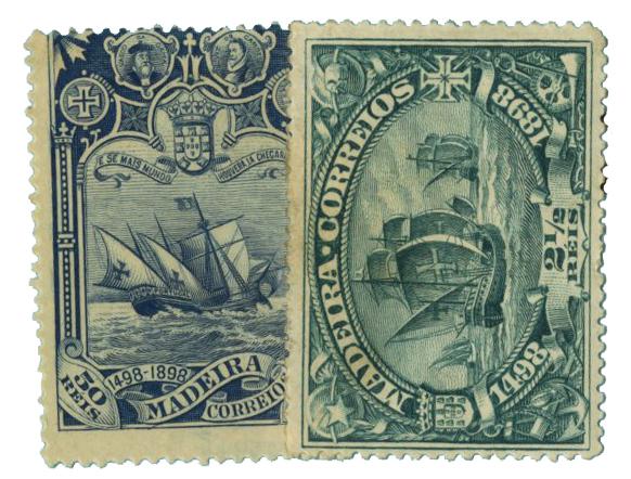 1898 Madeira