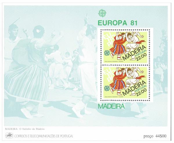 1981 Madeira