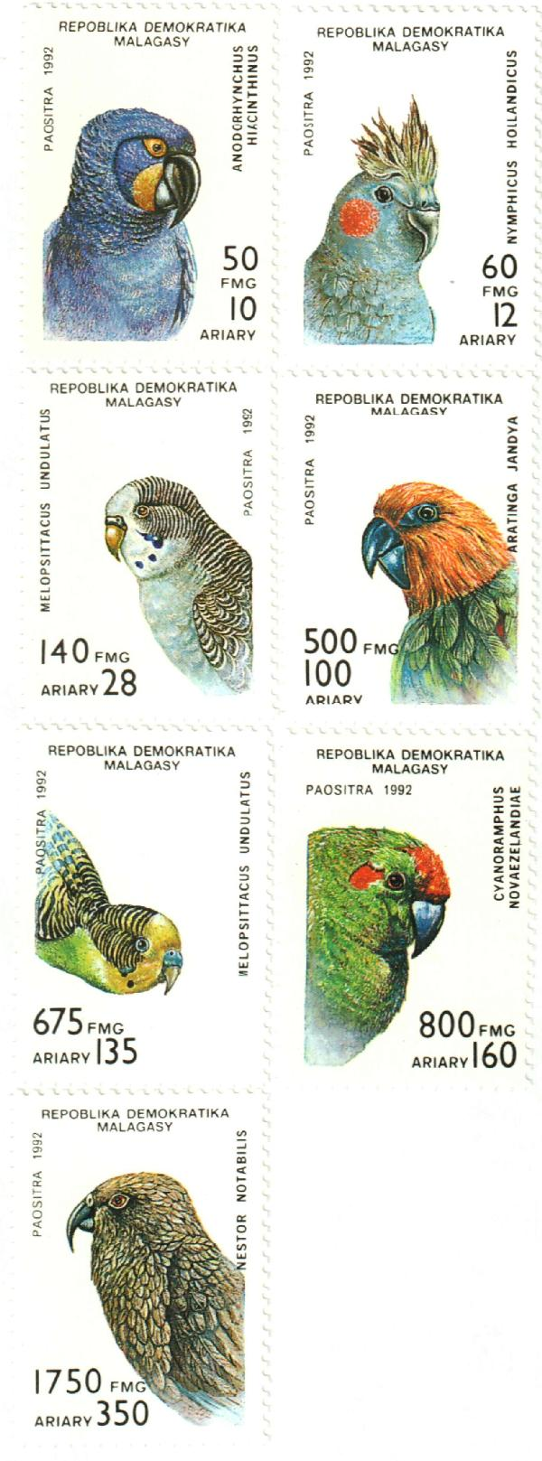 1993 Malagasy Republic