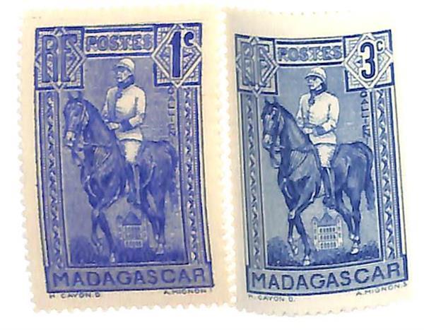 1931-40 Malagasy Republic