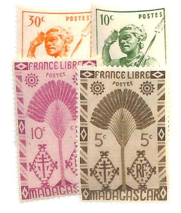 1943-46 Malagasy Republic