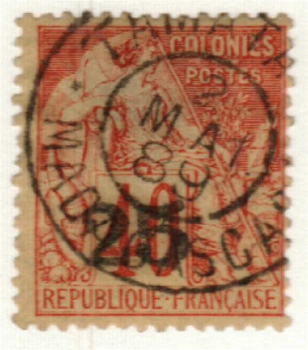 1889 Malagasy Republic