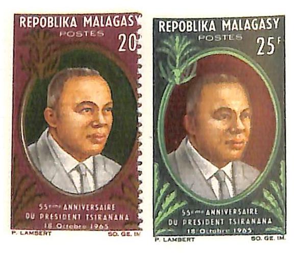 1965 Malagasy Republic