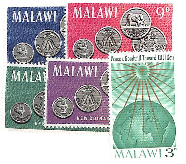 1964-65 Malawi