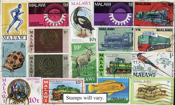 Malawi, 300v