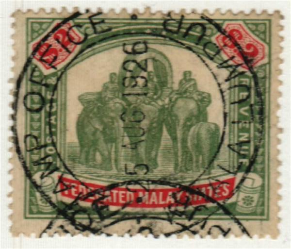 1906 Malaya