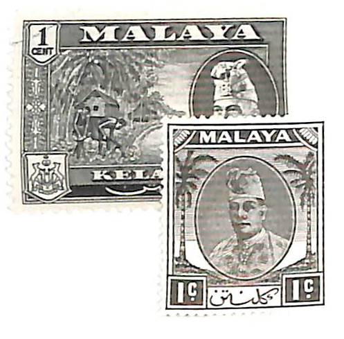 1923-31 Malaya