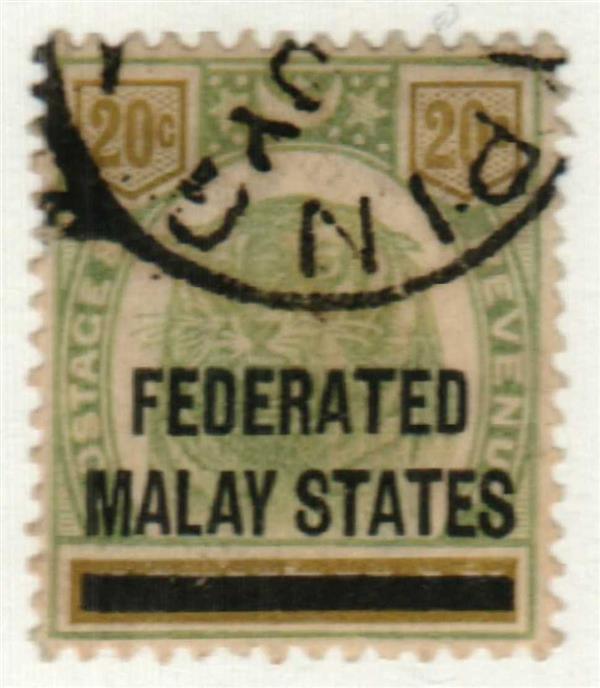 1900 Malaya