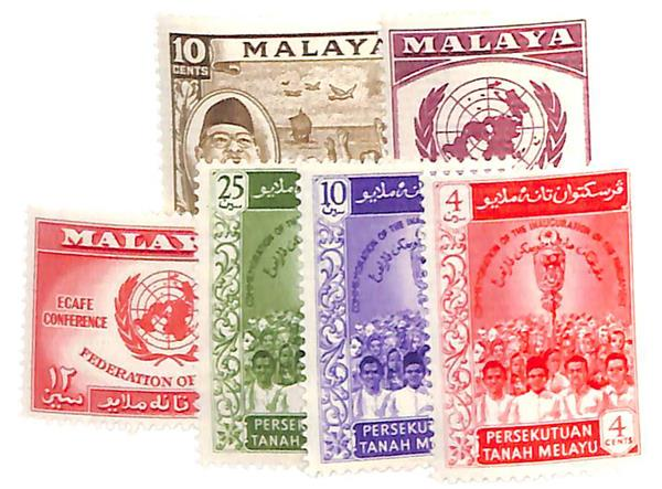 1957-59 Malaya