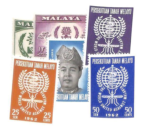1960-62 Malaya