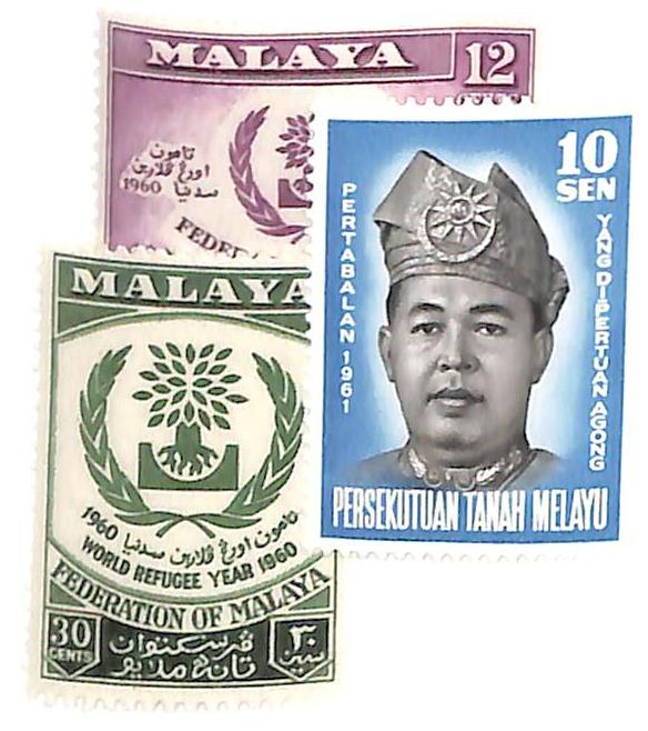 1960-61 Malaya