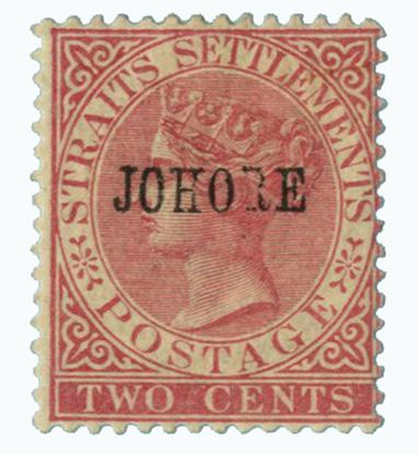 1886 Malaya Johore