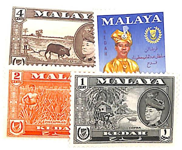 1957-59 Malaya Kedah